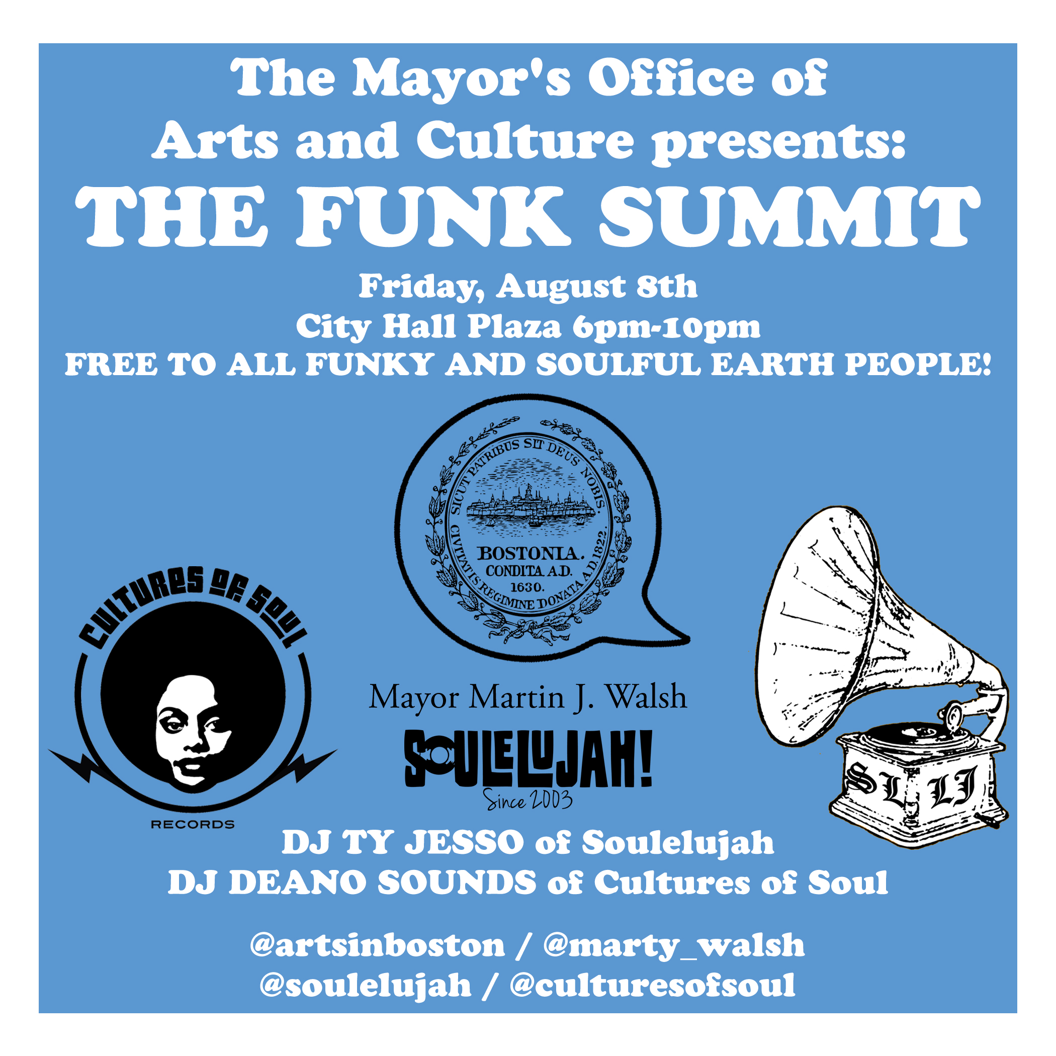 Funk Summit Flyer