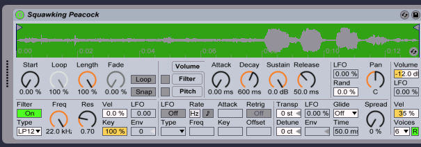 How To Turn Any Sound into an Electronic Instrument in Ableton Live