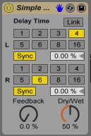 Ableton Tip: Creating Stereo Width with the Haas Effect | MMMMAVEN