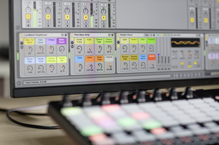 ableton live 9 racks