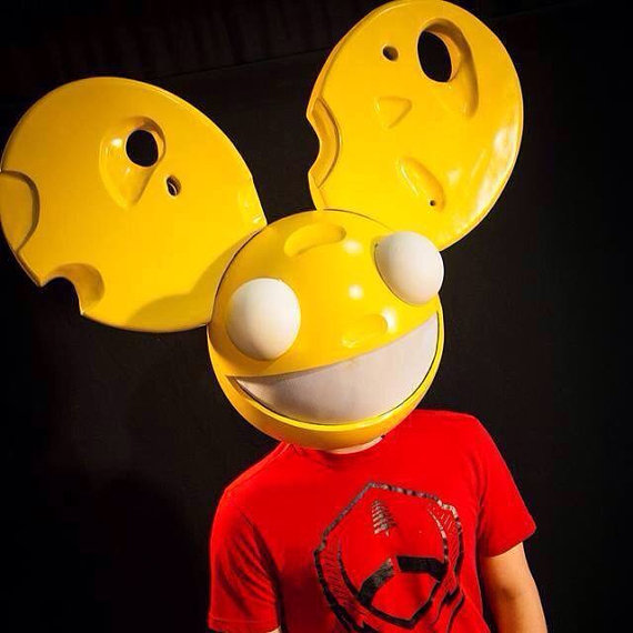 deadmau5 cheese helmet - Deadmau5 Halloween Head
