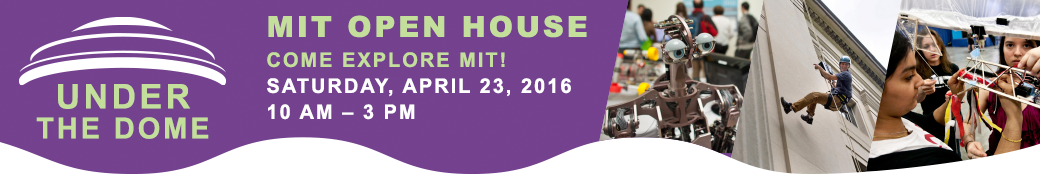 mit open house