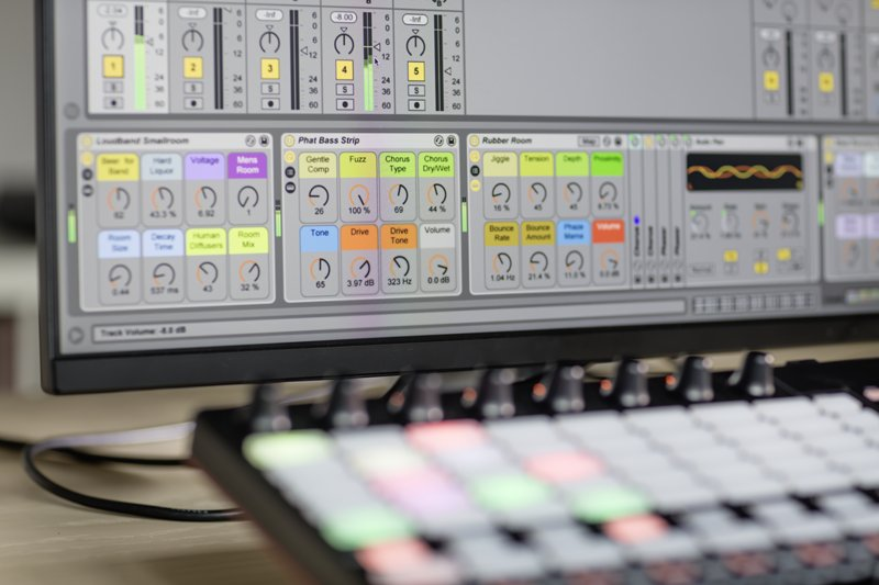 Ableton Effects Racks